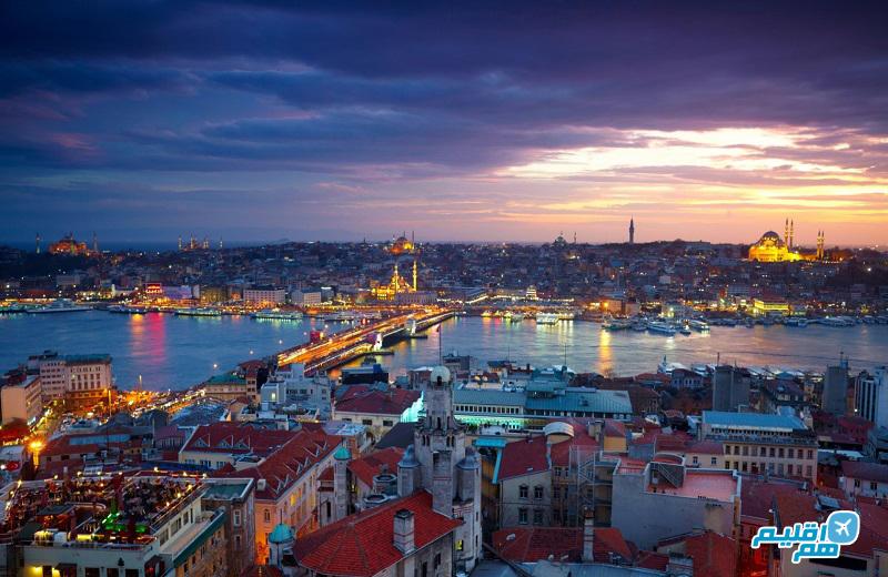 تنگه بسفر در استانبول