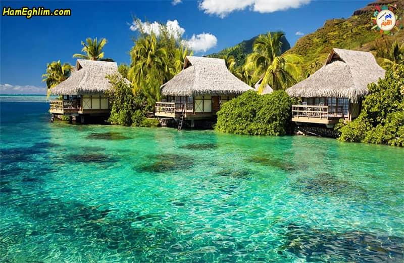 جزیره سیمیلان تایلند