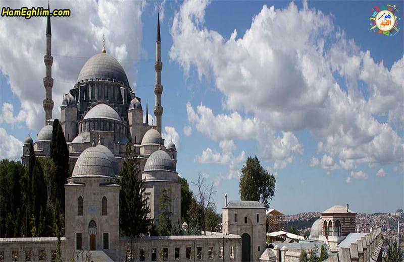 مسجد سلیمانیه استانبول