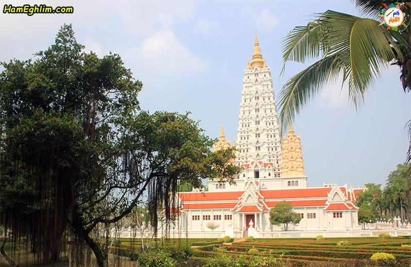 معبد وات یانسانگ پاتایا