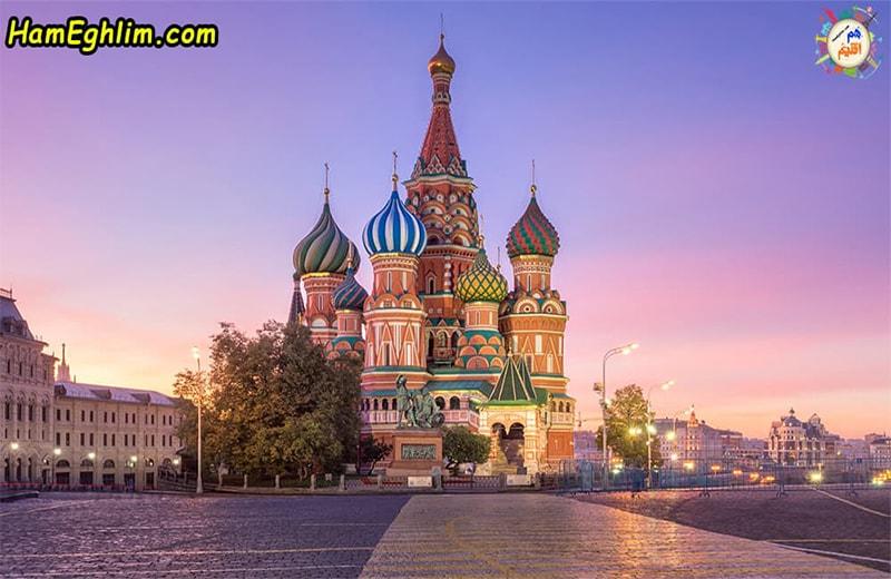 میدان سرخ مسکو