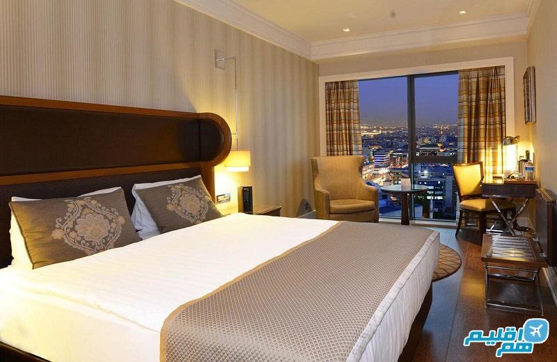 هتل بیزینس استانبول