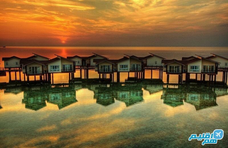 هتل ترنج جزیره کیش