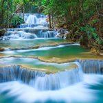 آبشار اروان تایلند