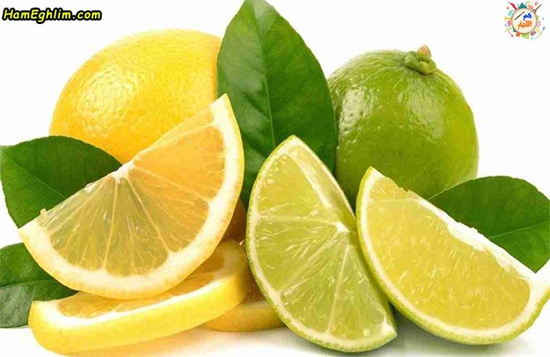 آب لیمو سوغات شیراز