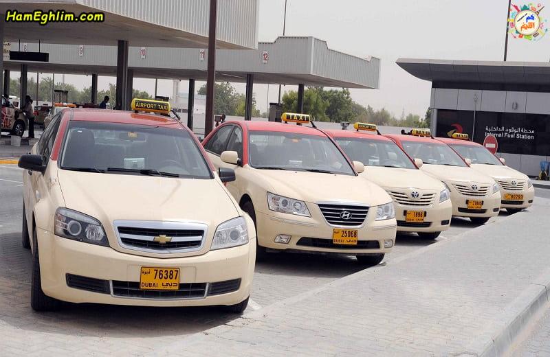 حمل و نقل عمومی دبی