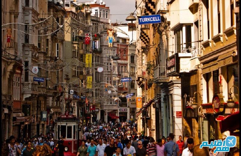 خیابان استقلال