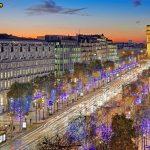 خیابان شانزلیزه پاریس