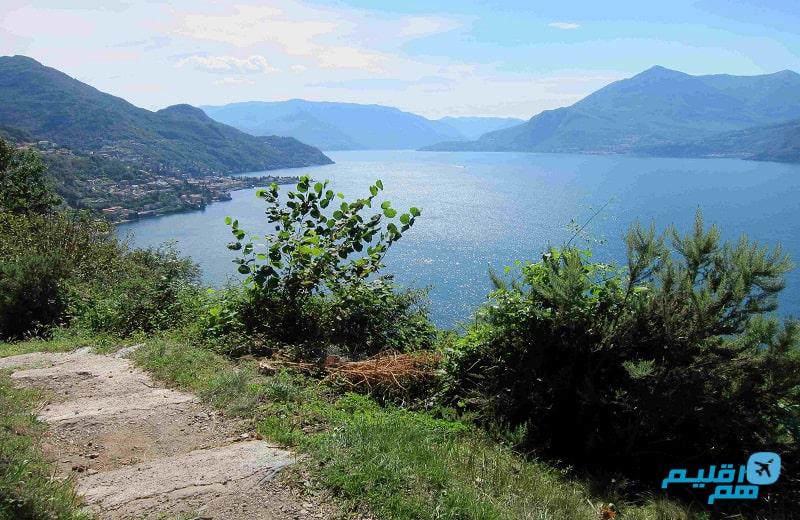 دریاچه کومو ایتالیا