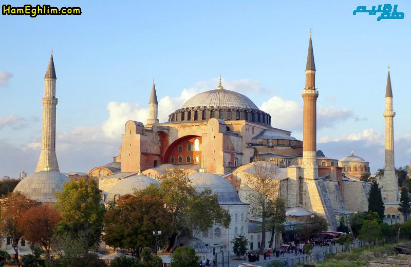 مسجد ایاصوفیه