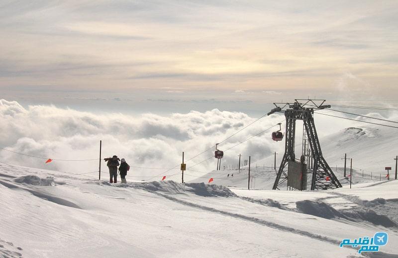 جاهای دیدنی ایران در زمستان