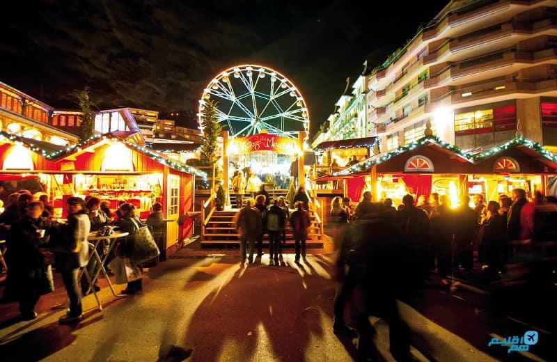 شب کریسمس استانبول