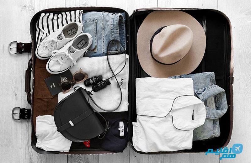 وسایل مورد نیاز برای سفر به تایلند