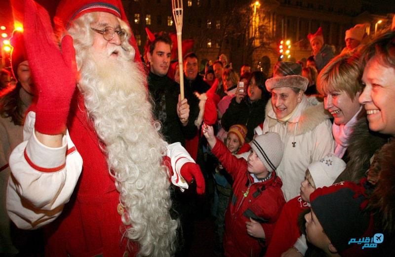 کریسمس در استانبول