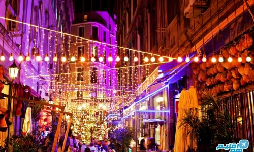 شبگردی در استانبول