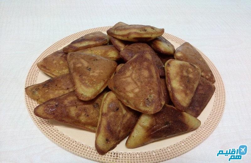 نان کماج مازندرانی