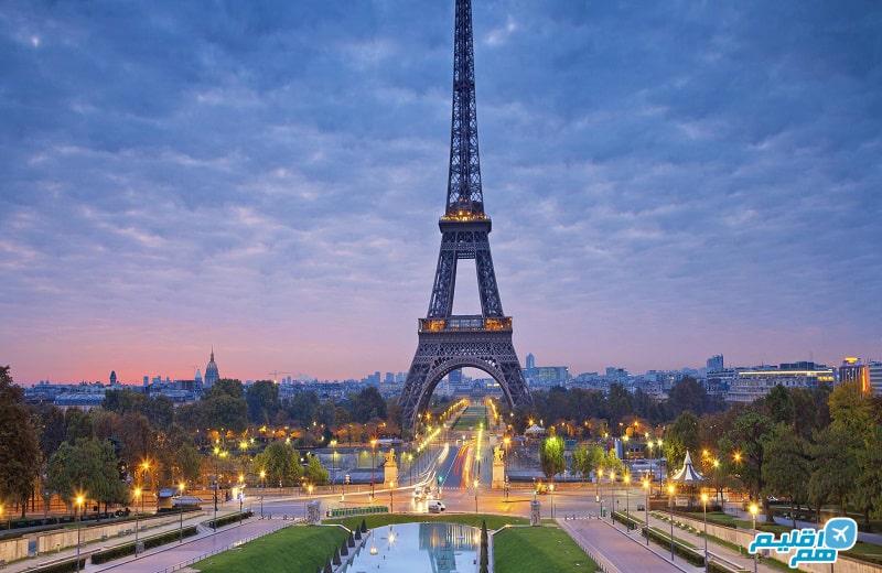 نکات سفر به پاریس