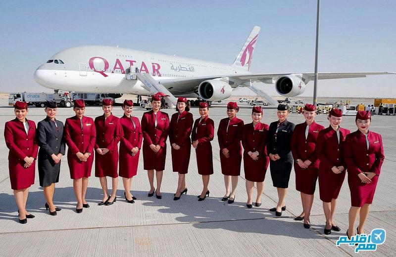 شرکت هواپیمایی قطر