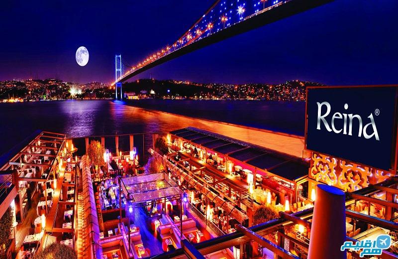 کلاب های شبانه استانبول