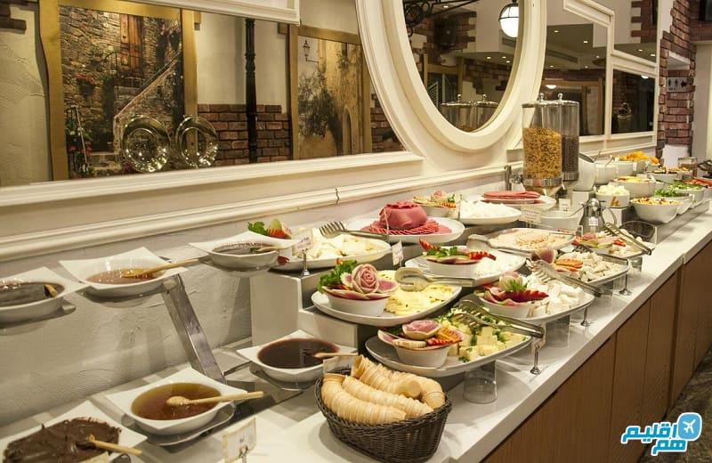 امکانات هتل تولیپ پرا استانبول