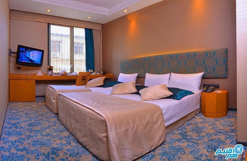 تصاویر هتل تولیپ پرا استانبول