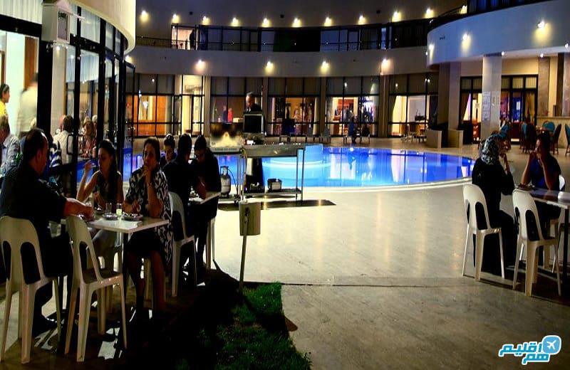 تصاویر هتل سندر آنتالیا
