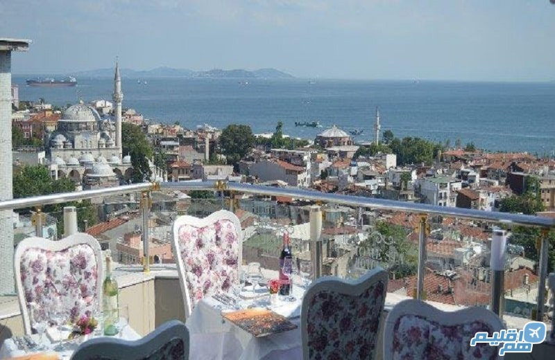 رستوران خان زاده استانبول