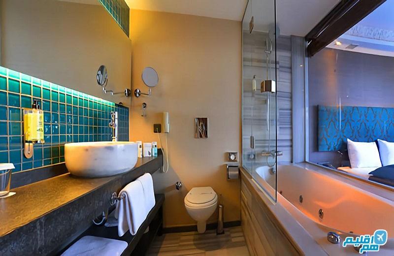 سرویس هتل تولیپ پرا استانبول