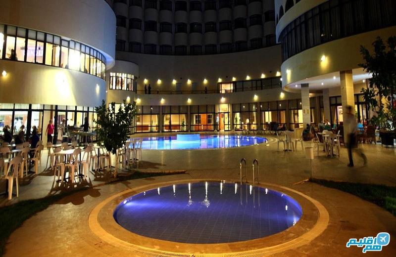 سندر هتل آنتالیا