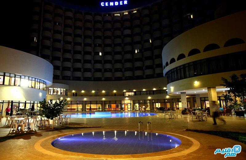 عکس هتل سندر آنتالیا