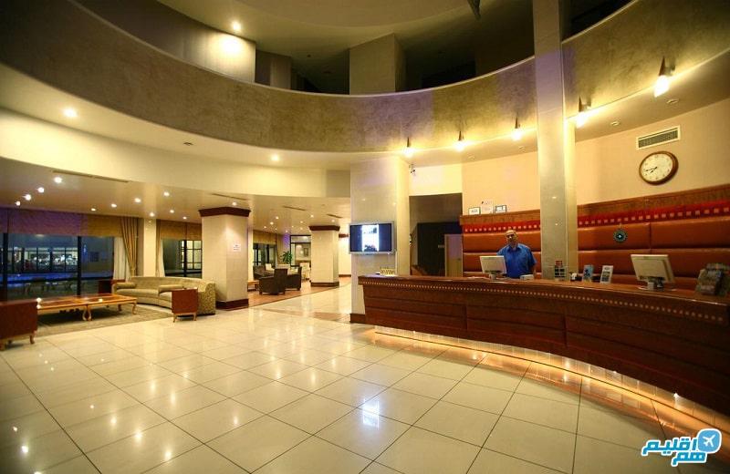 لابی هتل سندر آنتالیا