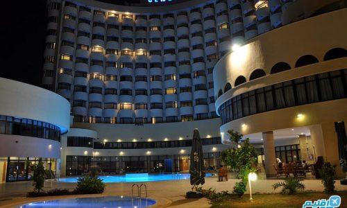 هتل سندر آنتالیا ترکیه