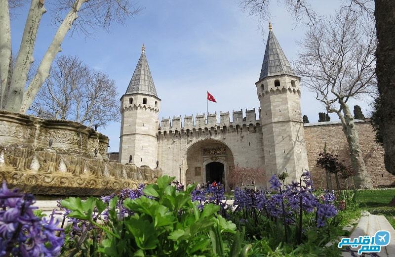کاخ توپکاپی استانبول استانبول