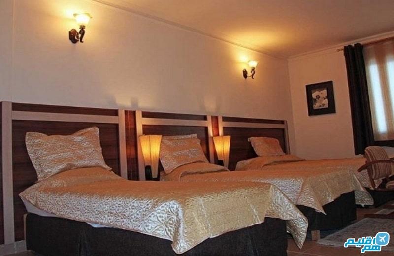 اتاق هتل هلیا کیش
