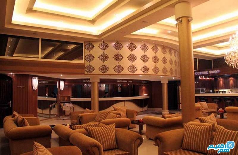 تصاویر هتل هلیا