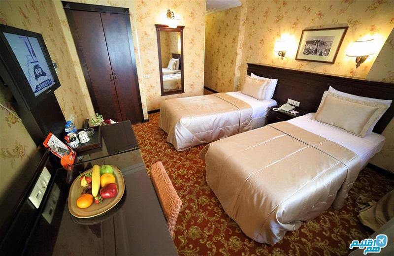 تصاویر هتل پرا رز استانبول