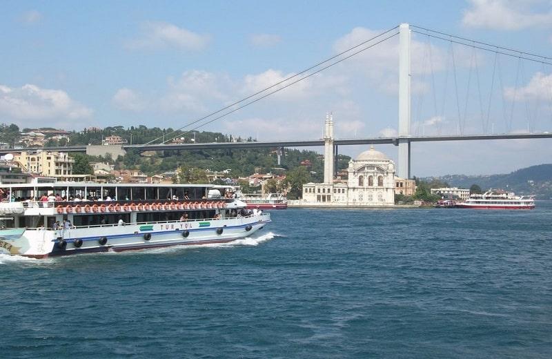 تور کشتی آنتالیا