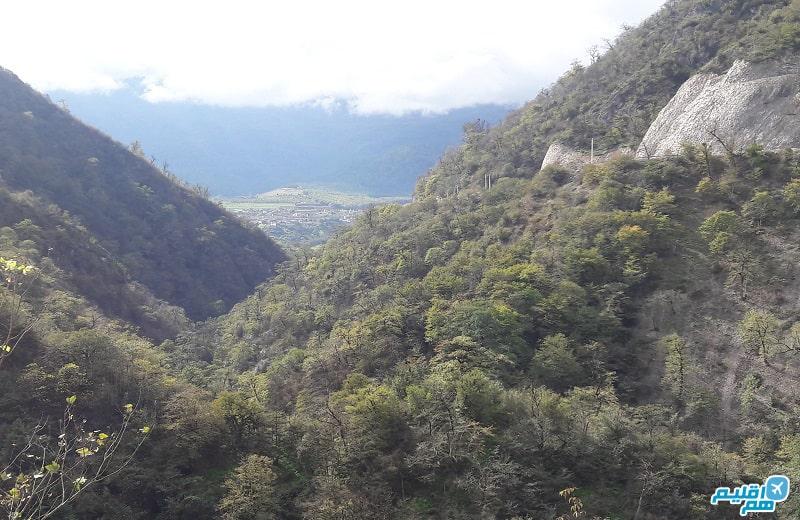 روستای لاویج مازندران
