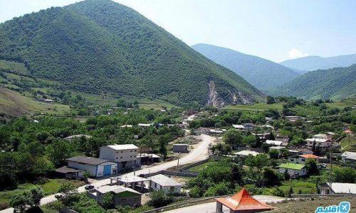 عکس روستای لاویج