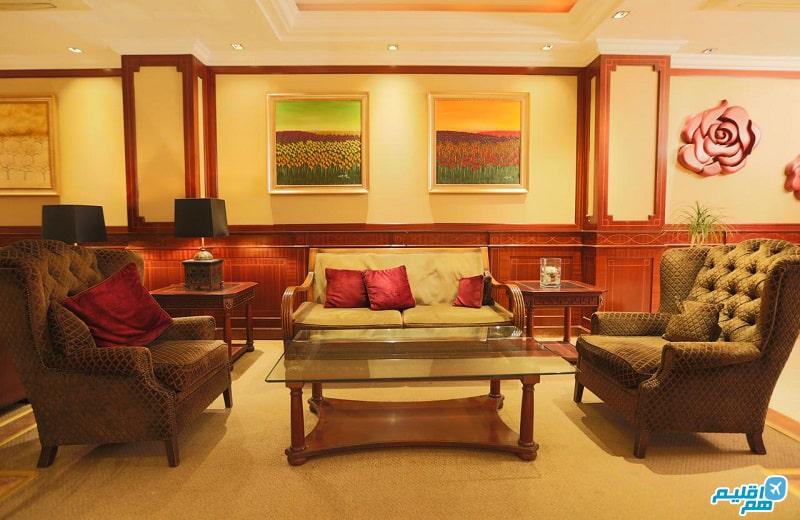 عکس های هتل پرا رز استانبول
