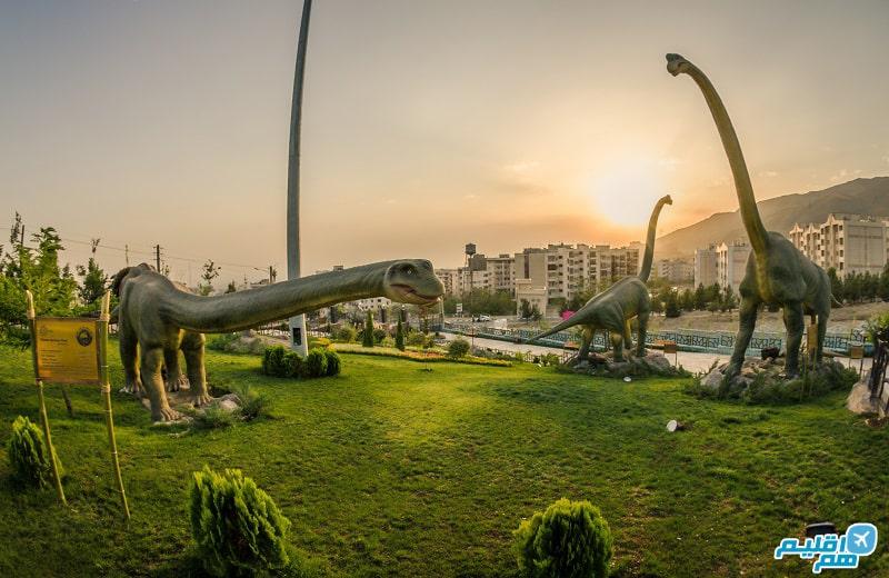 پارک ژوراسیک تهران عکس