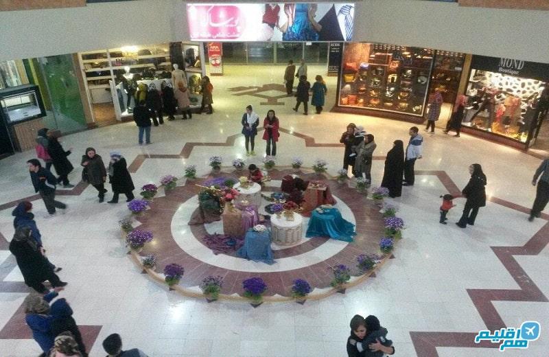 مرکز خرید مهستان کرج
