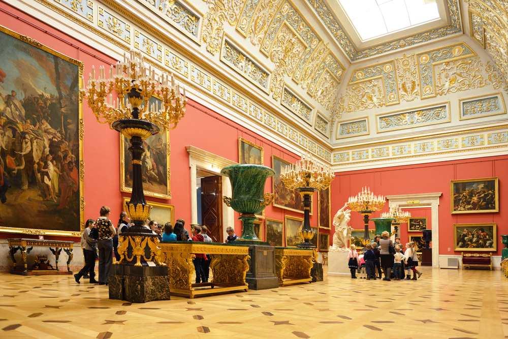 موزه های معروف در روسیه