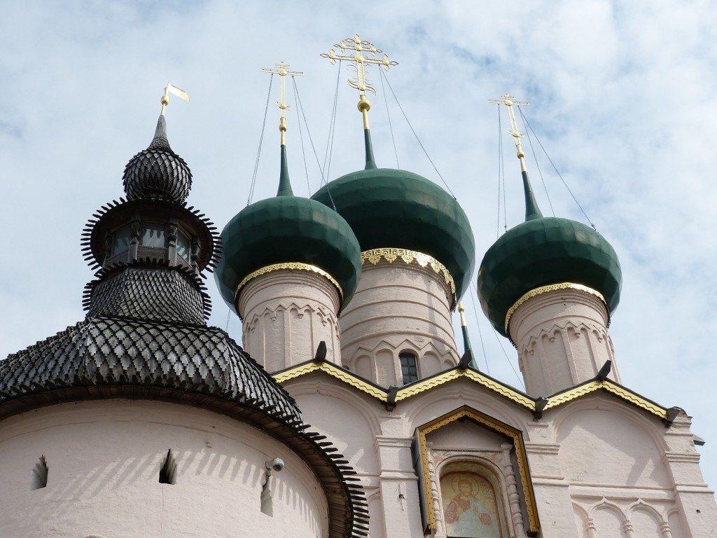 کلیسا در روسیه