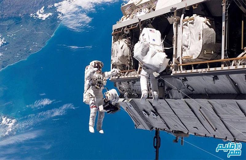 بلیت سفر به فضا