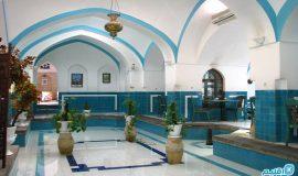 حمام های سنتی یزد