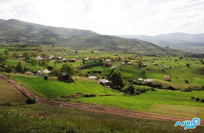 روستای سیبن گیلان