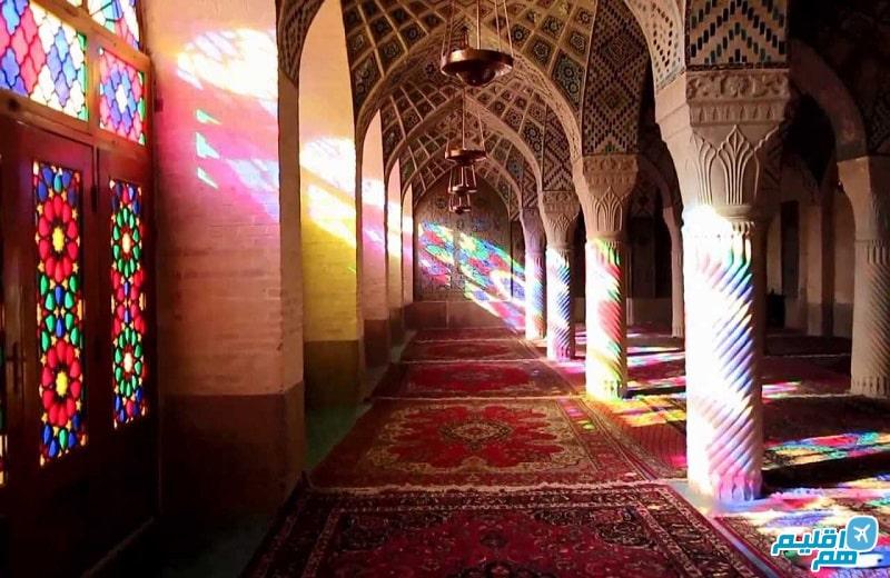 مساجد شیراز
