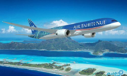 هواپیمای تاهیتی