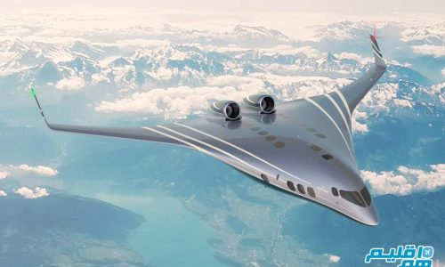 هواپیمای جدید ایرباس
